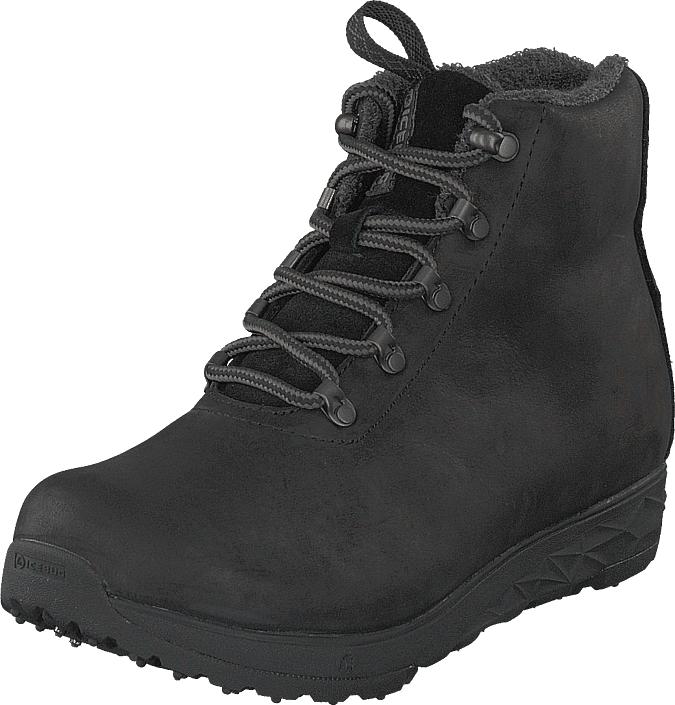Icebug Forester M Bugrip® Black, Kengät, Bootsit, Kengät, Musta, Miehet, 44