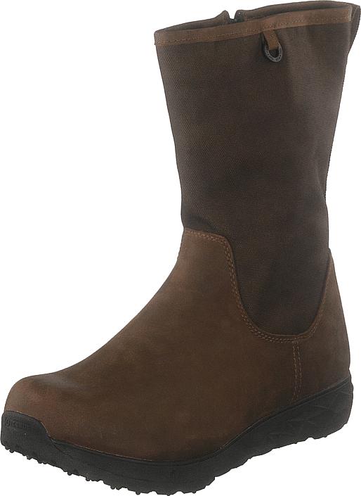 Icebug Grove W Bugrip® Coffee, Kengät, Bootsit, Korkeavartiset bootsit, Ruskea, Naiset, 37