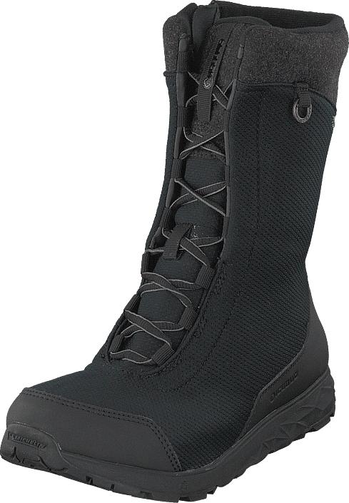 Icebug Fern W Michelin Wic Gtx Black, Kengät, Bootsit, Lämminvuoriset kengät, Musta, Naiset, 37