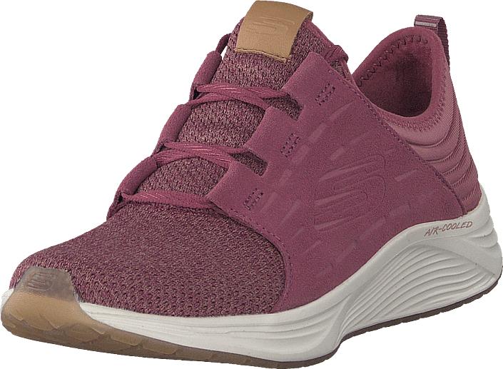 Skechers Womens Skyline Burg, Kengät, Sneakerit ja urheilukengät, Sneakerit, Violetti, Naiset, 38