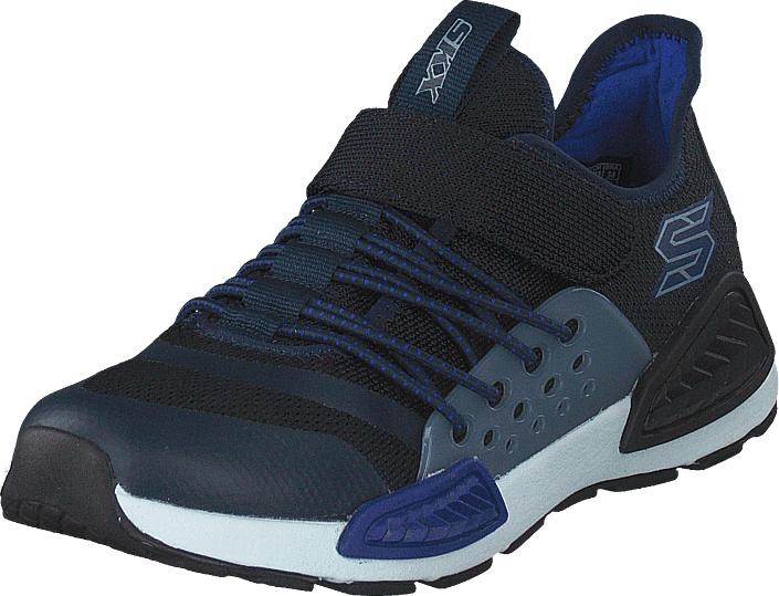 Skechers Boys Kinectors Nvbl, Kengät, Sneakerit ja urheilukengät, Sneakerit, Sininen, Unisex, 30
