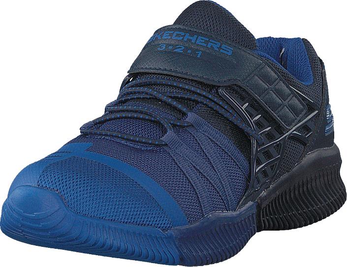 Skechers Boys Iso - Flex Nvbl, Kengät, Sneakerit ja urheilukengät, Sneakerit, Sininen, Unisex, 29