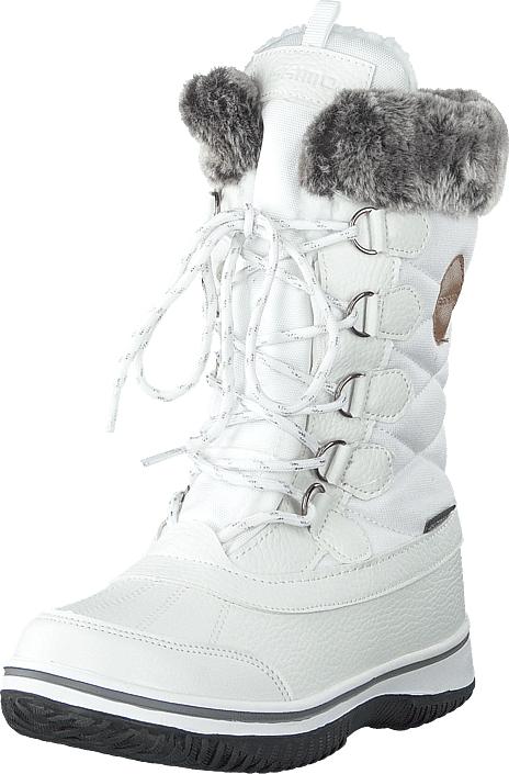 Eskimo Frosty Waterproof White, Kengät, Bootsit, Kengät, Valkoinen, Unisex, 31
