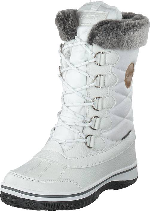 Eskimo Frosty Waterproof White, Kengät, Bootsit, Kengät, Valkoinen, Unisex, 39
