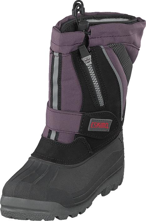 Eskimo Scooter Child Purple, Kengät, Bootsit, Lämminvuoriset kengät, Violetti, Unisex, 34