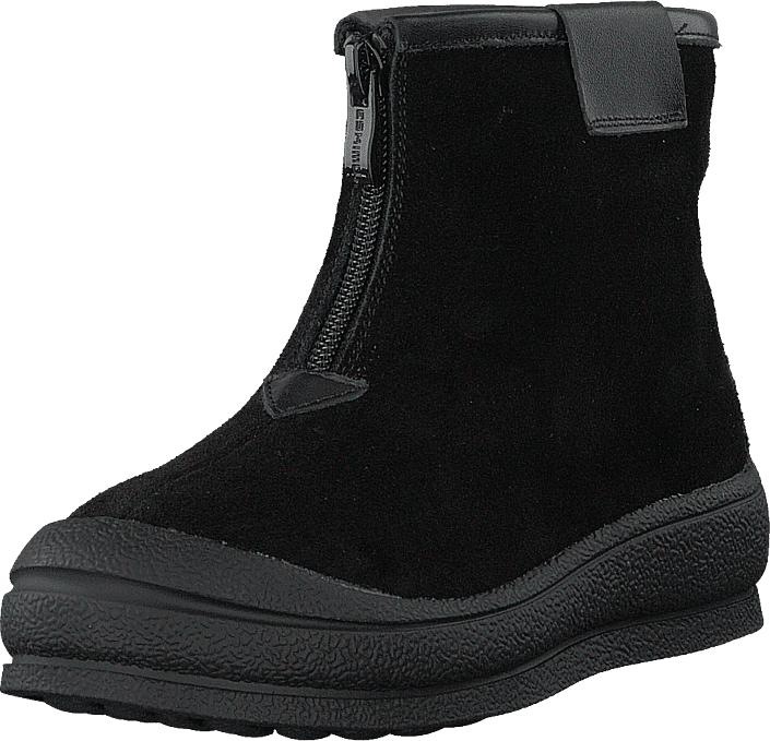 Eskimo Adeline Black, Kengät, Bootsit, Curlingkengät, Musta, Unisex, 28