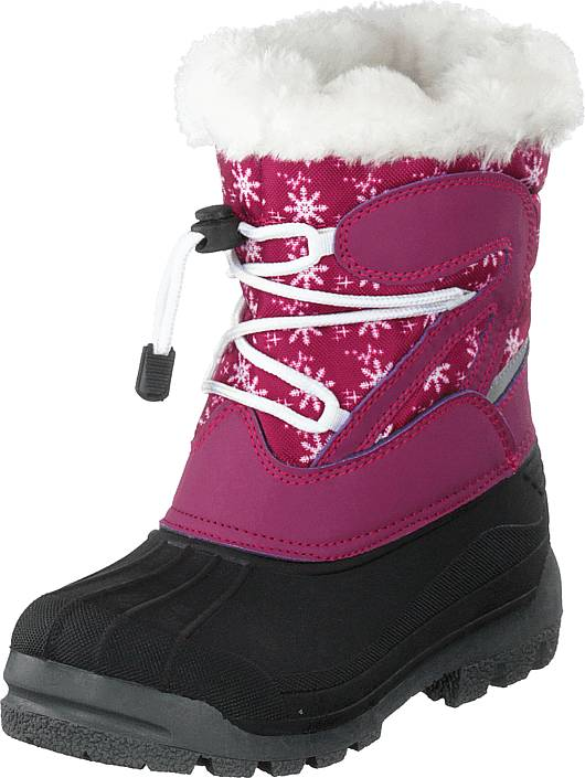 Eskimo Panda Pink, Kengät, Bootsit, Lämminvuoriset kengät, Sininen, Harmaa, Violetti, Unisex, 28
