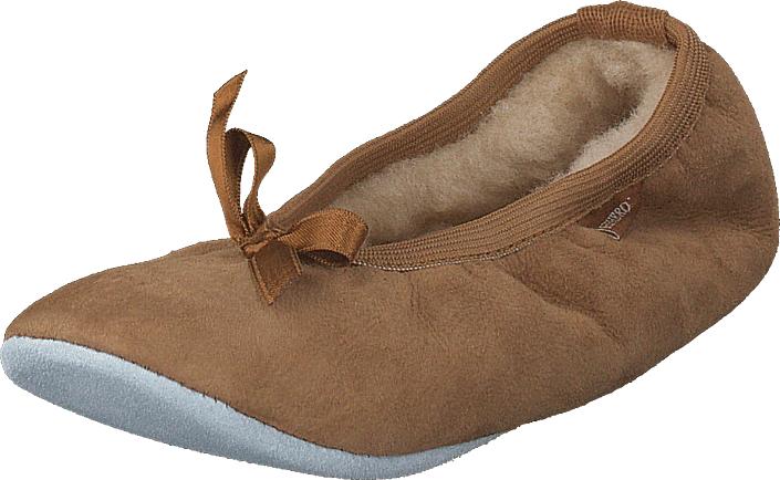 Shepherd Varberg Chestnut, Kengät, Matalapohjaiset kengät, Maryjane-kengät, Ruskea, Unisex, 30