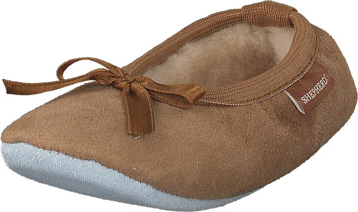 Shepherd Varberg Chestnut, Kengät, Matalapohjaiset kengät, Maryjane-kengät, Ruskea, Unisex, 26