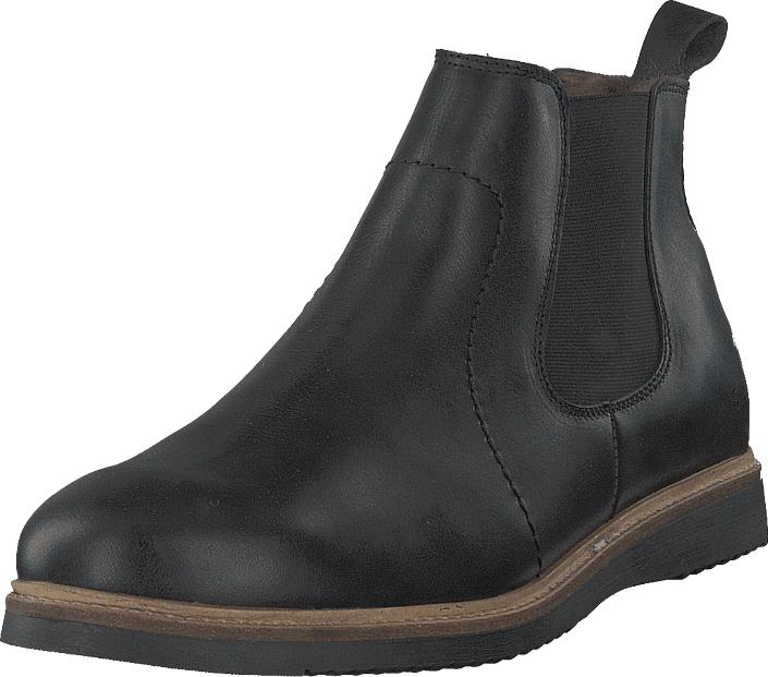 Shepherd Stefan Black, Kengät, Bootsit, Chelsea boots, Musta, Miehet, 46