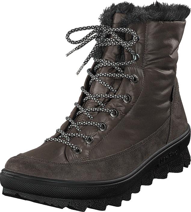 Legero Novarra Gore-tex® Stone, Kengät, Bootsit, Kengät, Ruskea, Naiset, 41