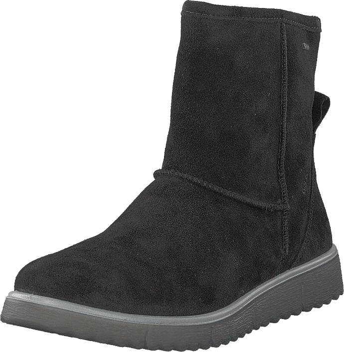 Superfit Lora Gore-tex® Black, Kengät, Bootsit, Talvisaappaat, Musta, Unisex, 33