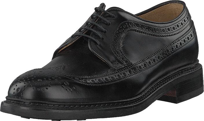 Sebago Merida Black, Kengät, Matalapohjaiset kengät, Juhlakengät, Musta, Miehet, 41