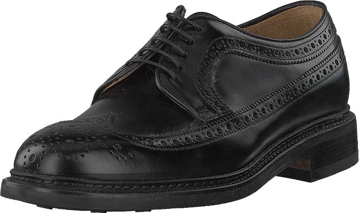 Sebago Merida Black, Kengät, Matalapohjaiset kengät, Juhlakengät, Musta, Miehet, 44