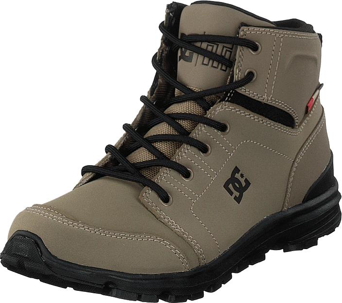 DC Shoes Torstein Timber, Kengät, Bootsit, Kengät, Ruskea, Miehet, 47