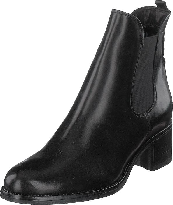 Dasia Dittany Black, Kengät, Bootsit, Chelsea boots, Musta, Naiset, 39