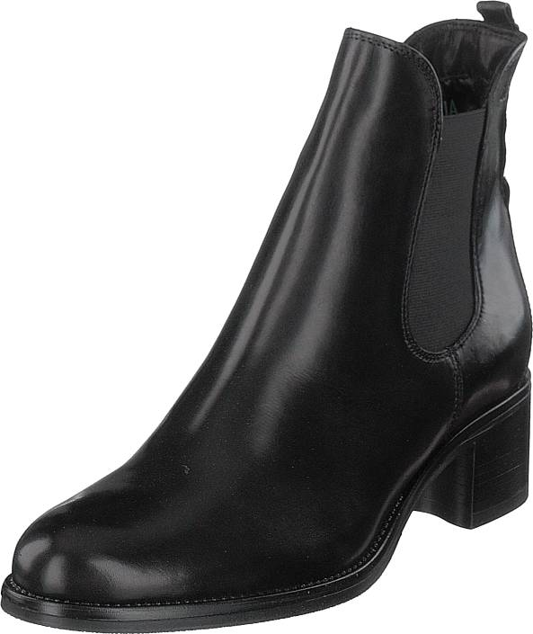 Dasia Dittany Black, Kengät, Bootsit, Chelsea boots, Musta, Naiset, 36