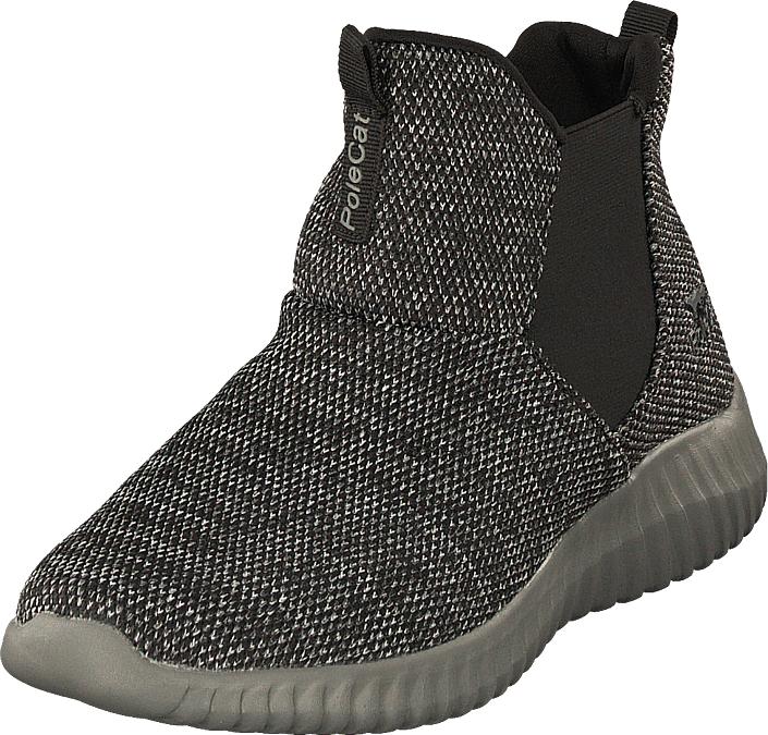 Polecat 438-0925 Black/grey, Kengät, Bootsit, Chelsea boots, Harmaa, Unisex, 46