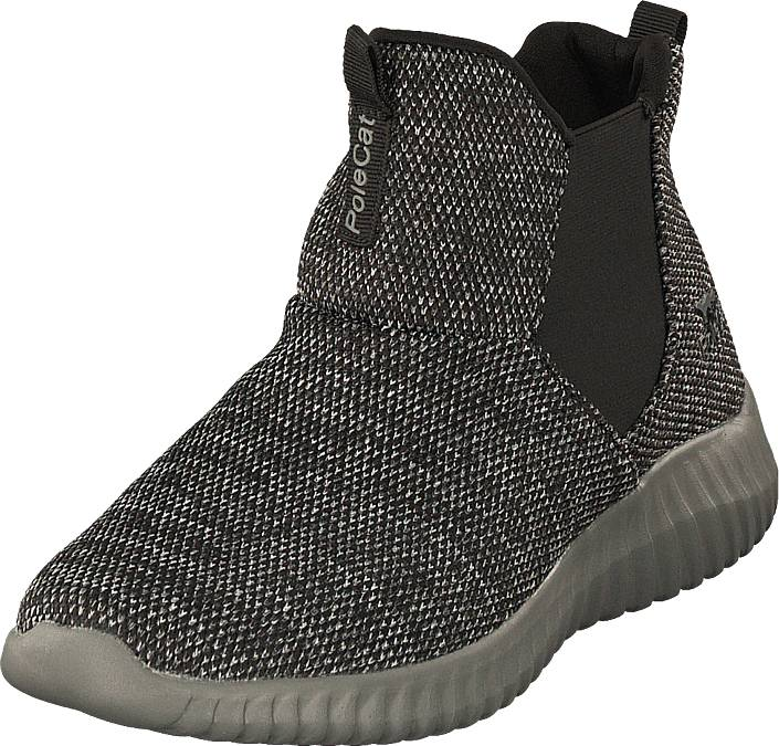 Polecat 438-0925 Black/grey, Kengät, Bootsit, Chelsea boots, Harmaa, Unisex, 42