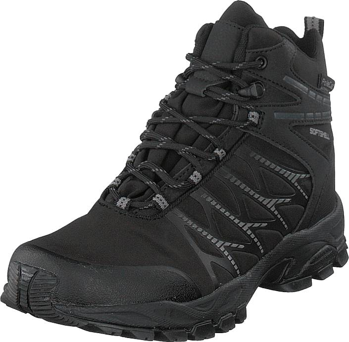 Polecat 430-2382 Waterproof Warm Lined Black, Kengät, Bootsit, Vaelluskengät, Musta, Unisex, 46