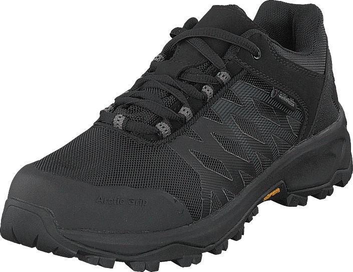 Polecat 430-2501 Vibram Arctic Grip Black, Kengät, Sneakerit ja urheilukengät, Tennarit , Musta, Unisex, 41