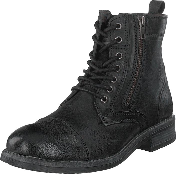 Senator 451-2003 Premium Black, Kengät, Bootsit, Kengät, Musta, Miehet, 45