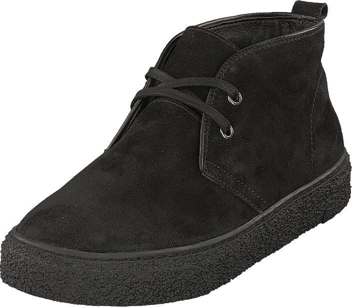 Senator 451-4952 Black, Kengät, Bootsit, Chukka boots, Musta, Miehet, 40