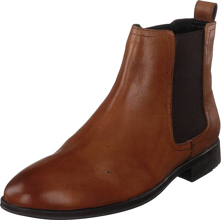 Senator 451-0774 Premium Cognac, Kengät, Bootsit, Chelsea boots, Ruskea, Miehet, 43