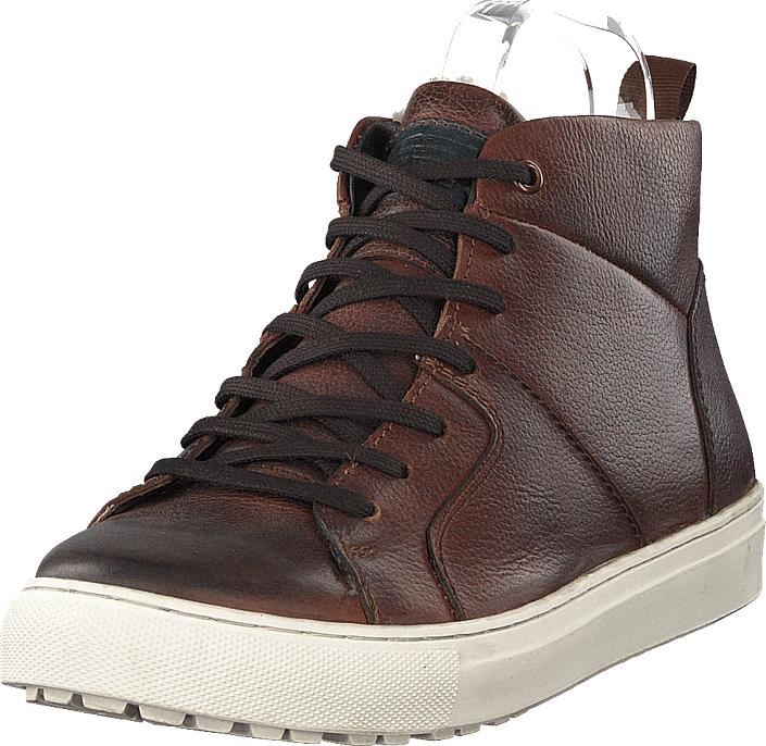 Senator 451-6601 Premium Warm Lining Dark Brown, Kengät, Bootsit, Chukka boots, Ruskea, Miehet, 43