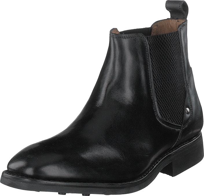Senator 451-0531 Premium Black, Kengät, Bootsit, Chelsea boots, Musta, Miehet, 40