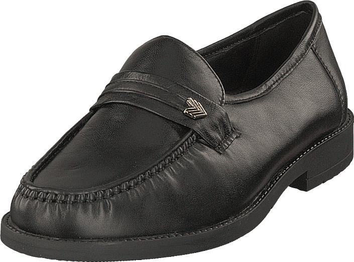 Senator 451-0225 Black, Kengät, Matalapohjaiset kengät, Juhlakengät, Harmaa, Musta, Miehet, 46