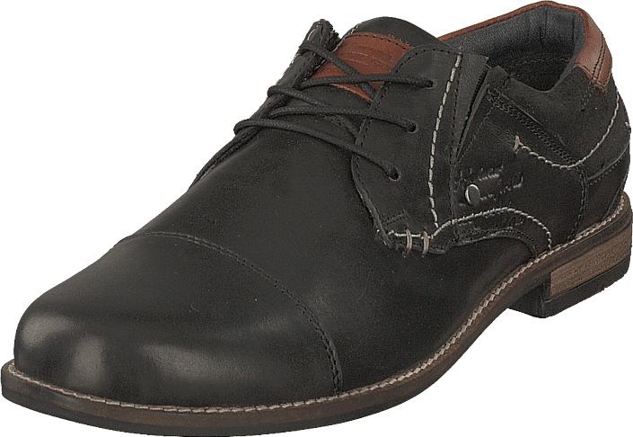 Senator 451-5568 Premium Black, Kengät, Matalapohjaiset kengät, Juhlakengät, Harmaa, Miehet, 43