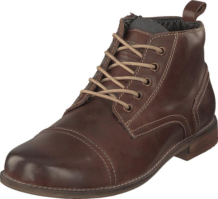 Senator 451-5582 Premium Dark Brown, Kengät, Bootsit, Chukka boots, Ruskea, Miehet, 43