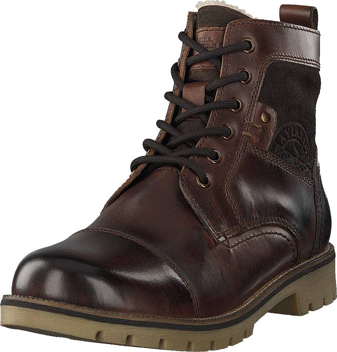 Senator 451-5747 Premium Warm Lining Dark Brown, Kengät, Bootsit, Kengät, Ruskea, Miehet, 42