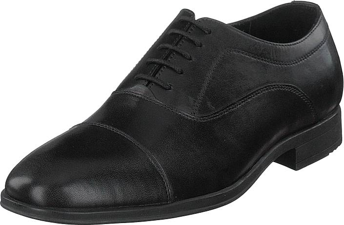 Senator 451-0780 Premium Black, Kengät, Matalapohjaiset kengät, Juhlakengät, Musta, Miehet, 43