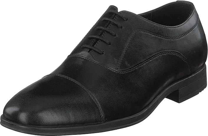 Senator 451-0780 Premium Black, Kengät, Matalapohjaiset kengät, Juhlakengät, Musta, Miehet, 42
