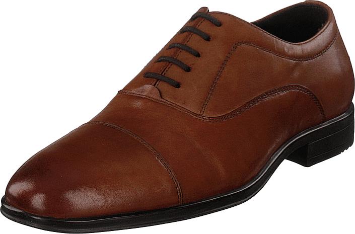 Senator 451-0780 Premium Cognac, Kengät, Matalapohjaiset kengät, Juhlakengät, Ruskea, Miehet, 42