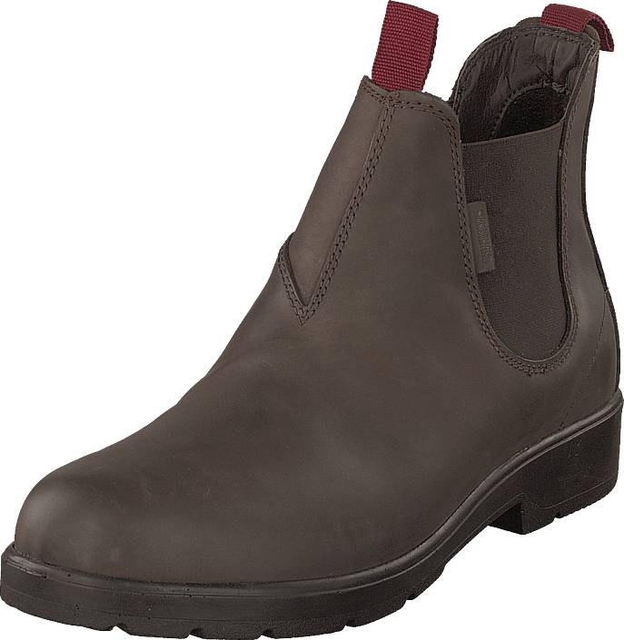 Marstrand Westbrook Dark Brown, Kengät, Bootsit, Chelsea boots, Ruskea, Miehet, 42