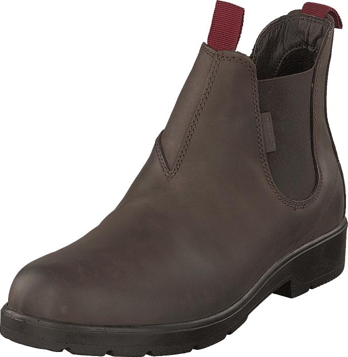Marstrand Westbrook Dark Brown, Kengät, Bootsit, Chelsea boots, Ruskea, Miehet, 40