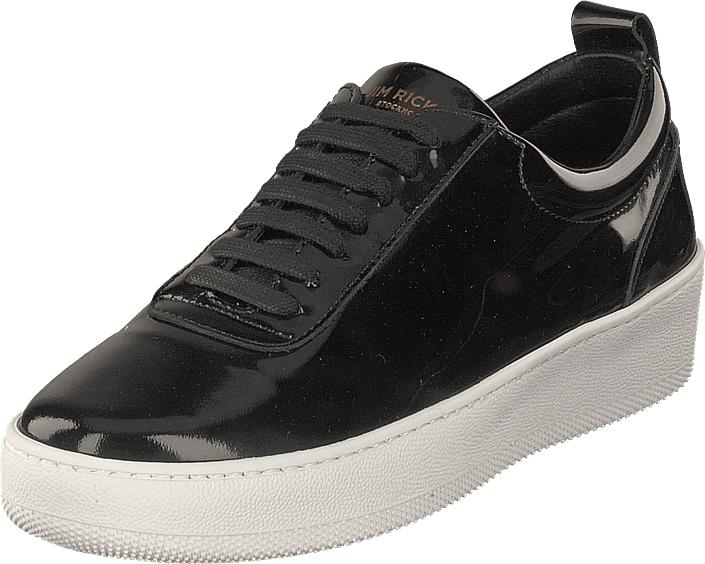 Jim Rickey Clip Black, Kengät, Sneakerit ja urheilukengät, Sneakerit, Harmaa, Naiset, 37
