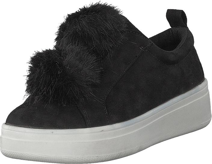 Duffy 73-41977 Black, Kengät, Matalapohjaiset kengät, Kävelykengät, Musta, Naiset, 41
