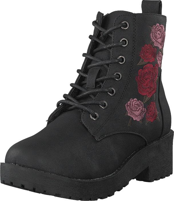 Duffy 86-84301 Black, Kengät, Bootsit, Kengät, Musta, Unisex, 38