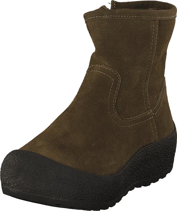 Duffy 75-25011 Khaki, Kengät, Bootsit, Curlingkengät, Ruskea, Naiset, 42