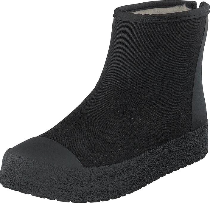 Tretorn Arch Hybrid Black, Kengät, Bootsit, Curlingkengät, Musta, Harmaa, Unisex, 42