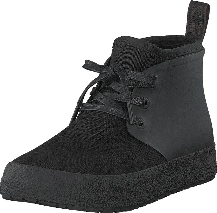 Tretorn Sphere Hybrid Black, Kengät, Bootsit, Chukka boots, Musta, Miehet, 44