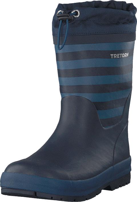 Tretorn Gränna Vinter Navy/storm Blue, Kengät, Saappaat ja saapikkaat, Kumisaappaat, Sininen, Unisex, 35