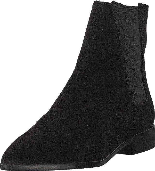 Sixtyseven Ingrid Milda Black, Kengät, Bootsit, Chelsea boots, Musta, Naiset, 38