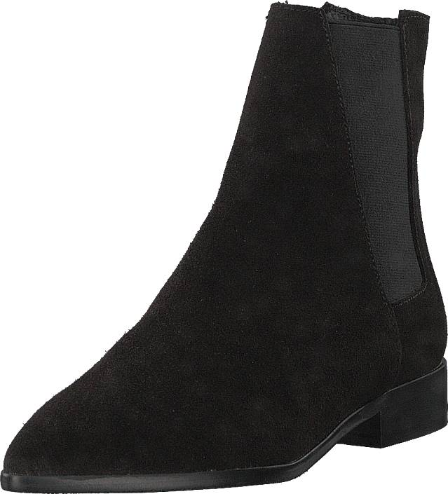 Sixtyseven Ingrid Milda Black, Kengät, Bootsit, Chelsea boots, Musta, Naiset, 40