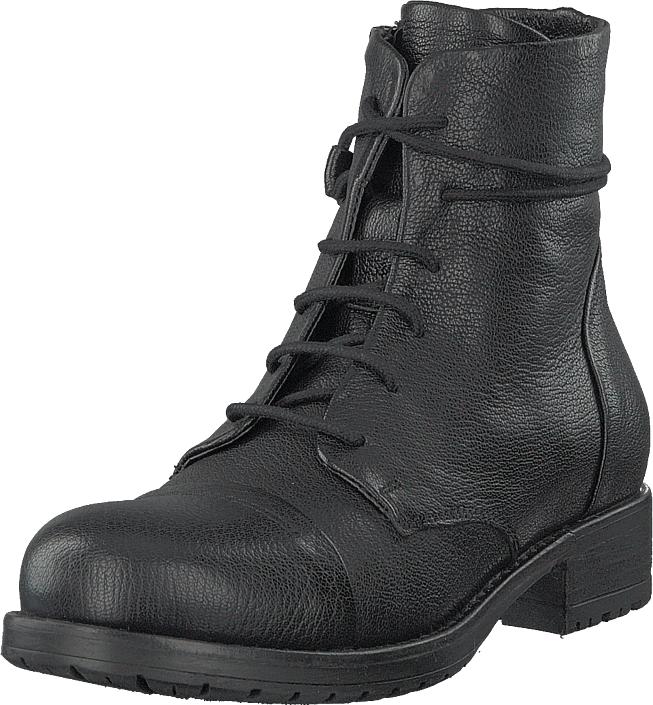 Clarks Adelia Stone Black, Kengät, Bootsit, Kengät, Harmaa, Naiset, 38