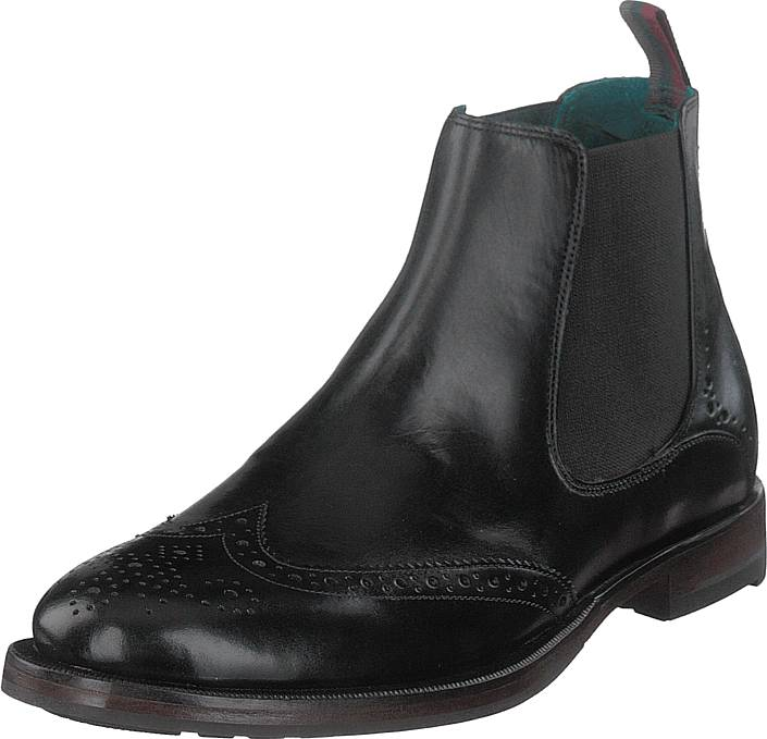 Ted Baker Camheri Black, Kengät, Bootsit, Chelsea boots, Musta, Miehet, 41